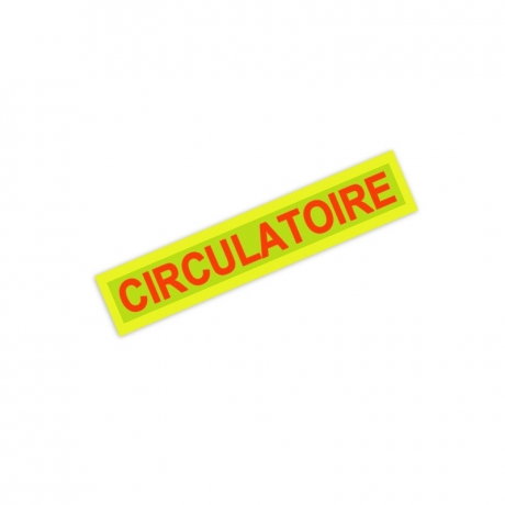 Barrette CIRCULATOIRE