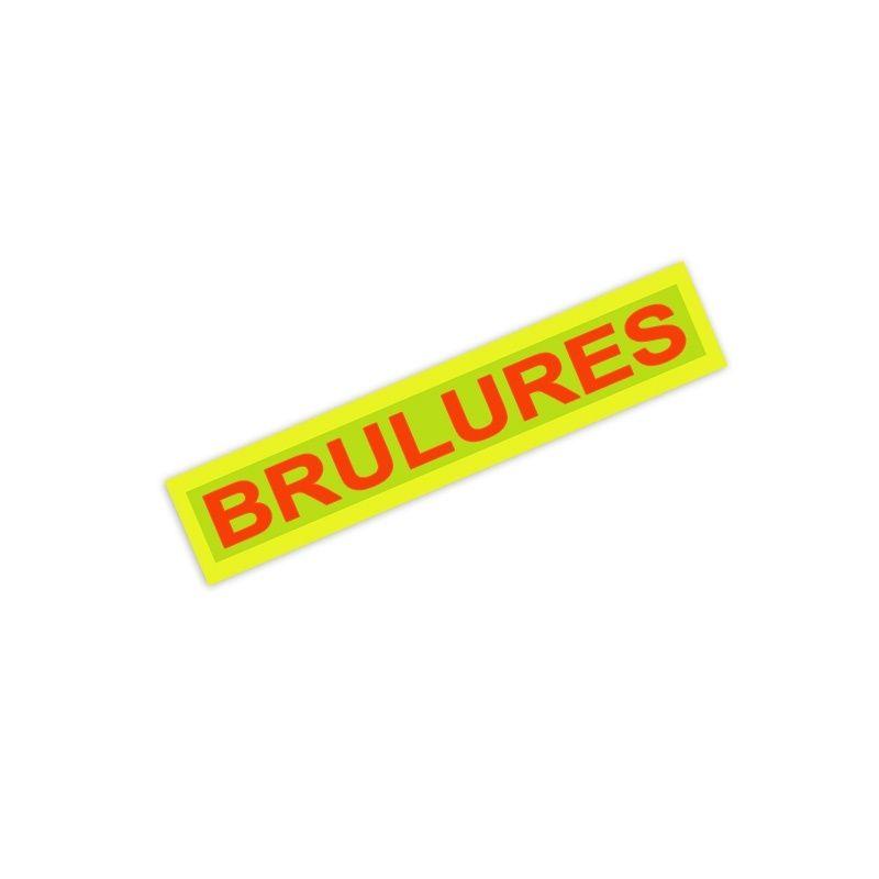 Barrette BRULURES