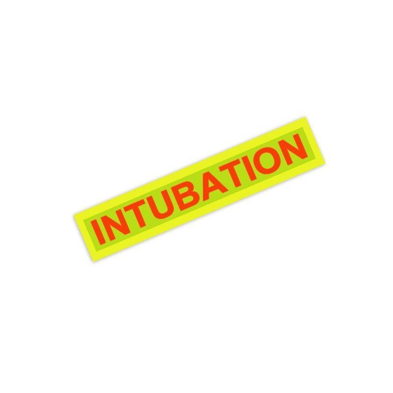 Barrette INTUBATION