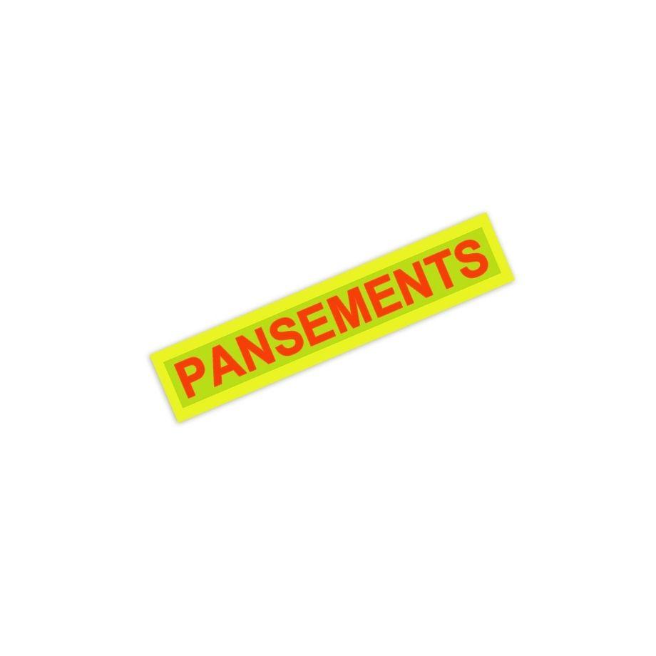 Barrette PANSEMENTS