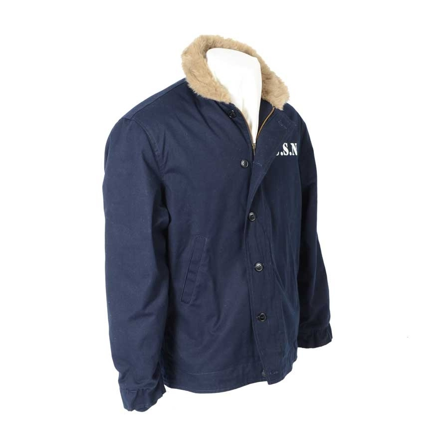 N-1 Deck jacket Navy blue
