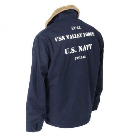 Veste N-1 Bleu marine