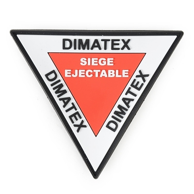 Patch DIMATEX Siège éjectable