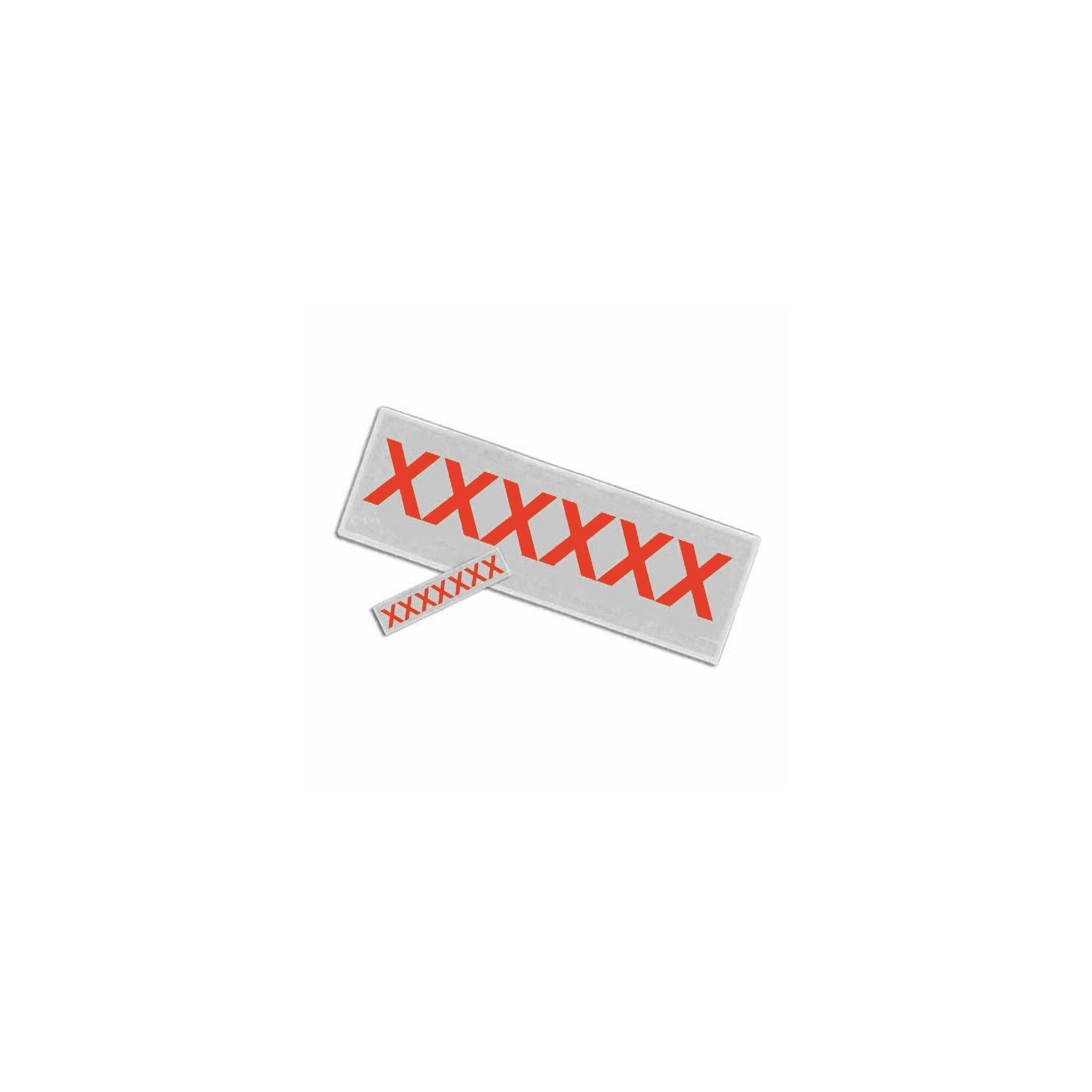 Badge et barrette personnalisés Argent