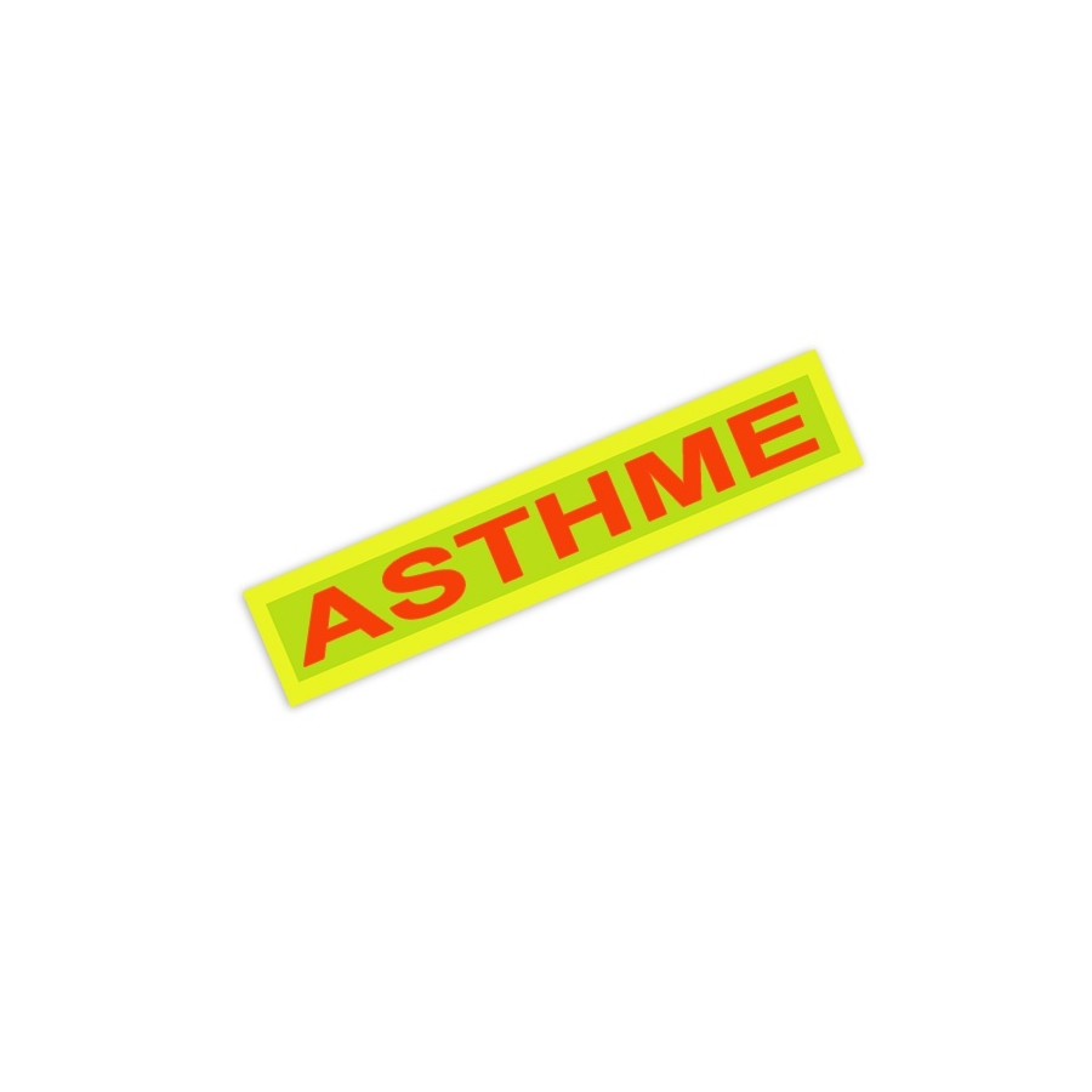 Barrette ASTHME