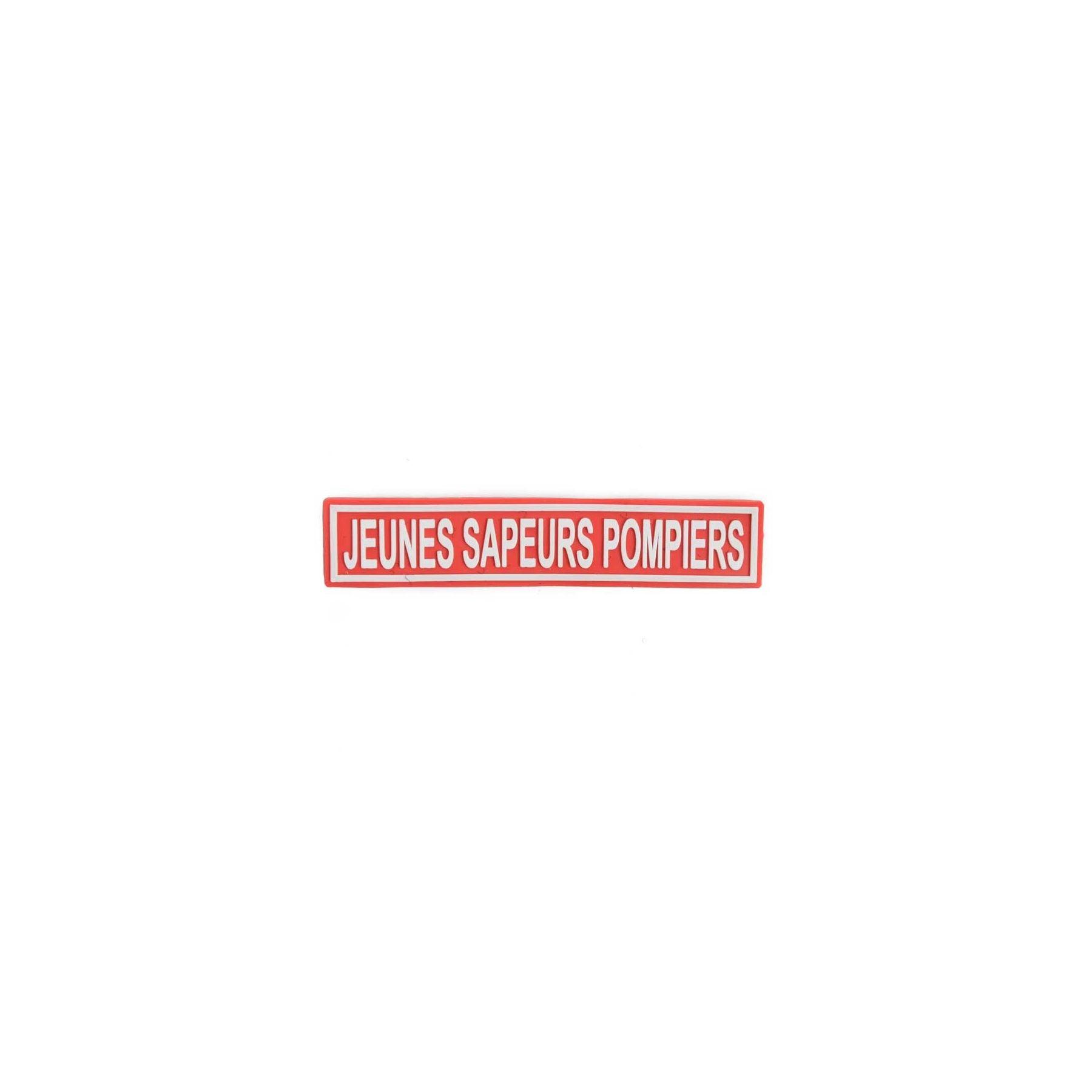 Barrette JEUNES SAPEURS-POMPIERS
