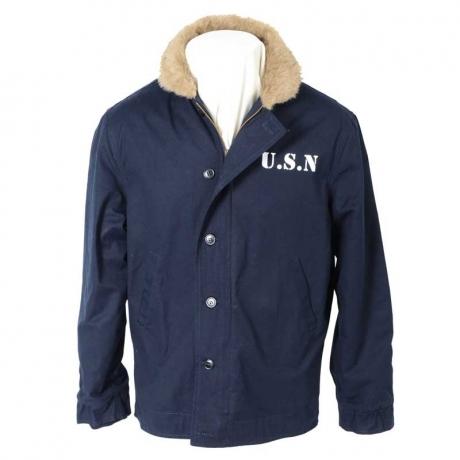 N-1 Deck jacket Navy blue