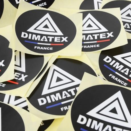 Autocollants DIMATEX