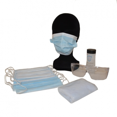 Kit protection individuel COVID-19